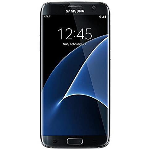- 411w3v1Y42L - Samsung Galaxy S7 Edge G935A 32GB GSM AT&T Unlocked – Black Onyx