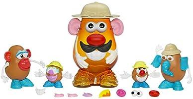 Potato Head Safari Theme (Hasbro 20335786): Amazon.es: Juguetes y ...