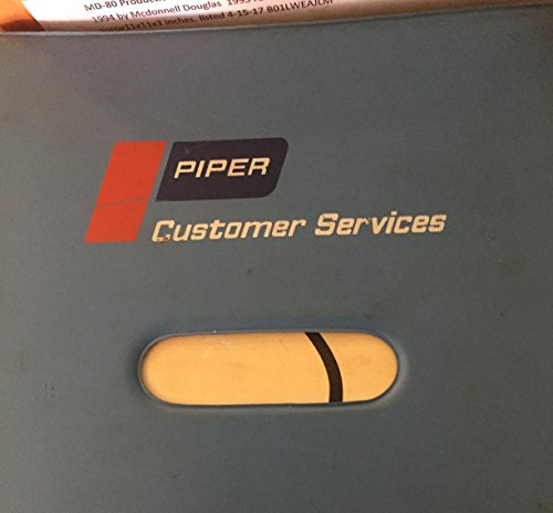 Piper PA-32 Cherokee Parts Catalog PA 32-260 PA 32-300 for sale  Delivered anywhere in USA