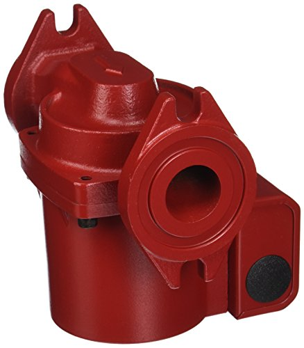 Iron Cast Pump Circulator (BELL & GOSSETT 103251 Bell & Gossett Nrf-22 Cast Iron Wet Rotor Circulator Pump)