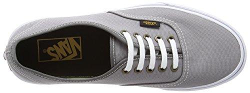 Vans Authentic, Unisex-Erwachsene Sneakers Grau (surplus/frost Gray/pewter)