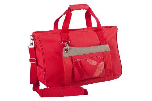 Eco Weekender - Haiku Women's Weekender Adjustable Eco Bag, Bittersweet, 13.5-Inch H x 22.5-Inch W x 10-Inch D
