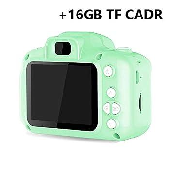Ocamo - Mini cámara Digital para niños con Tarjeta de ...