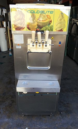 CARPIGIANI 253P SERIAL 613506 3PH WATER Soft Serve Frozen Yogurt Machine (Carpigiani Machine)