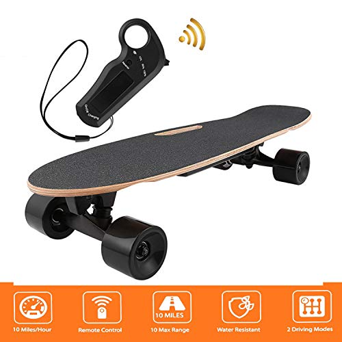 Review shaofu Electric Skateboard Wireless Remote Control