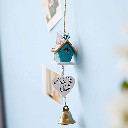 Making Wind Chimes,Christmas Bell and etc Housebreaking Honbay 20PCS 38mm//1.5inch Vintage Bronze Jingle Bells for Dog Potty Training