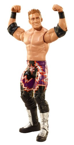 WWE Series #40 Local Heroes #35 Zack Ryder (Long Island) Action Figure
