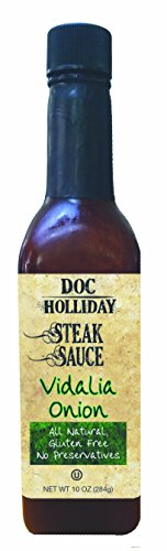 Vidalia Steak Sauce (Doc Holliday Vidalia Onion Steak Sauce)