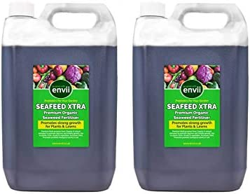 Envii Seafeed Xtra – Fertilizante orgánico líquido de algas ...