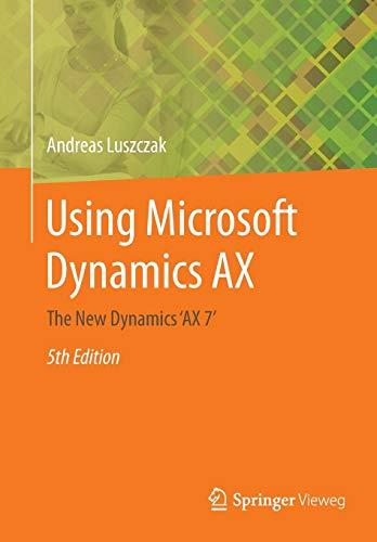 dynamics ax programming - 5