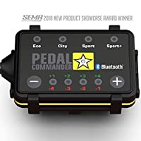 Pedal Commander Throttle Response Controller PC07 Bluetooth for Nissan Frontier GAS ONLY 2006-2016 (Fits All Trim Levels; S, SV-I4, SV, Desert Runner, SL, PRO-4X)