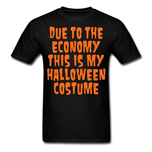 This is My Halloween Costume Humor Graphic Tee Funny T-Shirt