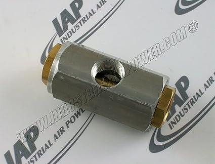 250030 - 276 Válvula, Blowdown - diseñado para uso con sullair compresores de aire: Amazon.es: Amazon.es