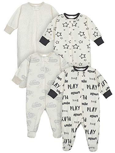 Onesies Brand unisex baby 4-pack 'N Play and