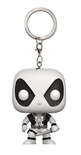 Marvel Pocket Pop! Keyring - Deadpool [Bobble-Head]