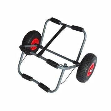 Gear Up Deluxe - Carrito para Kayak (HD, Plata/Negro: Amazon.es: Deportes y aire libre