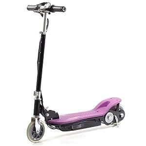Patinete / Scooter eléctrico 120W Lextek - rosa