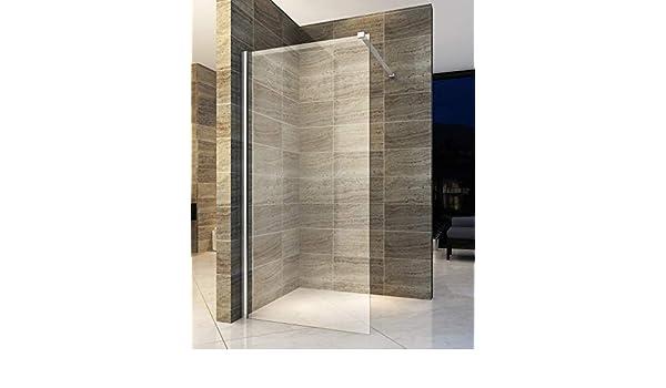 Mampara de ducha, 120 x 200 cm, con revestimiento NANO: Amazon.es: Bricolaje y herramientas