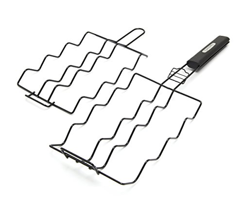 GrillPro 24890 Non Stick Basket Grilling