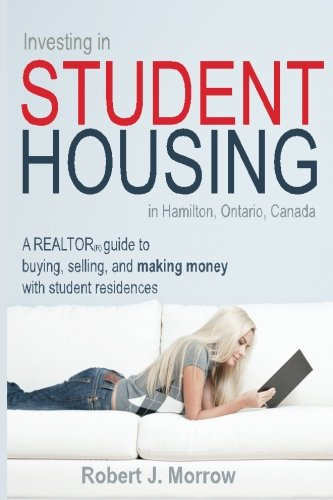 Investing In Student Housing  In Hamilton  Ontario  Canada  Niche Investor Series   Volume 1