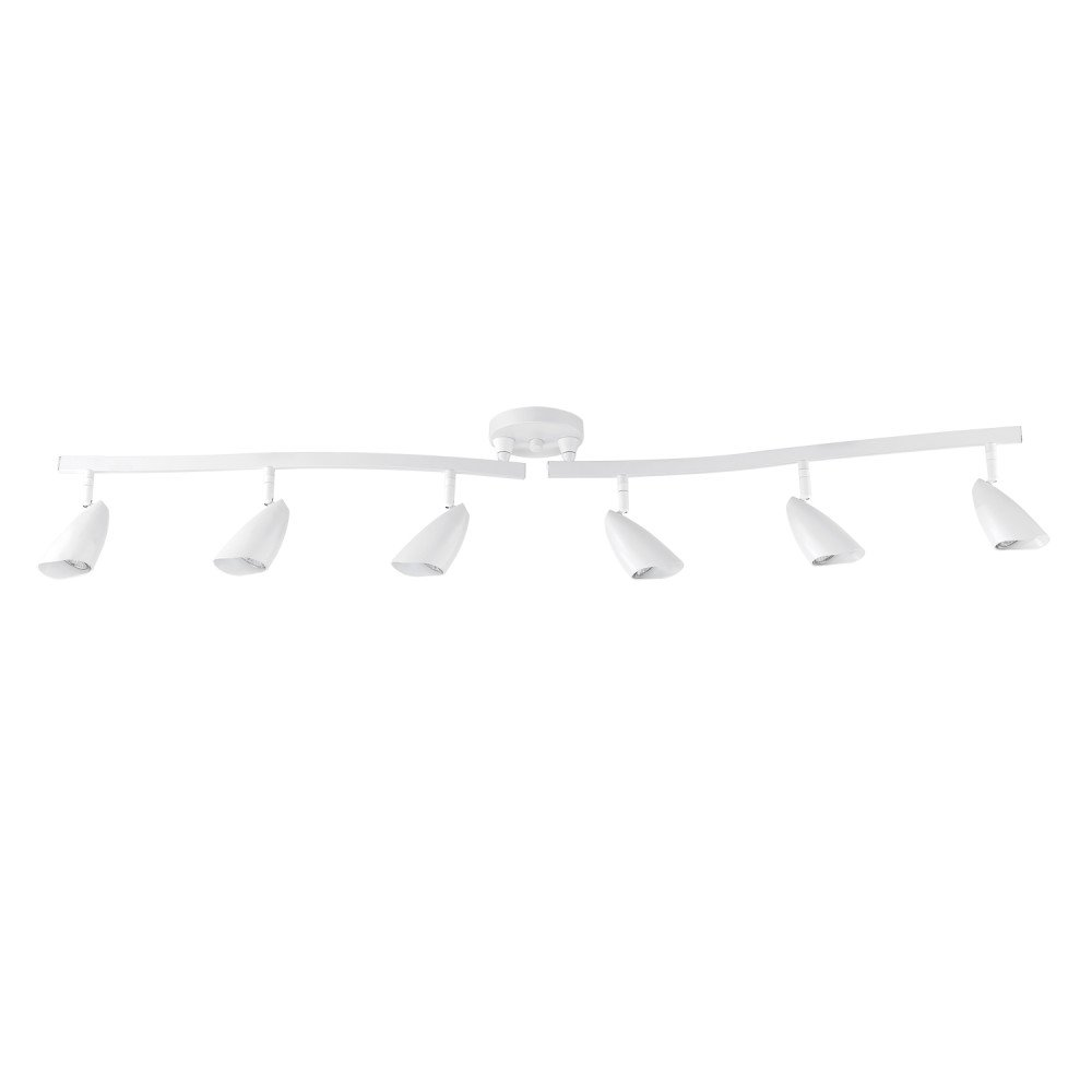Globe Electric 59353 Matte Finish Track Lighting, White by Globe Electric (Image #5)