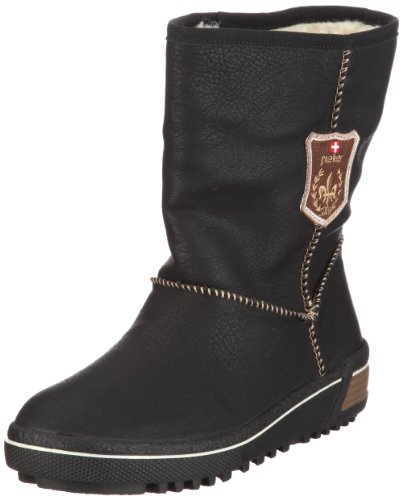 wholesale dealer 4f4f2 873a2 Rieker Damen Z6454 Stiefel & Stiefeletten