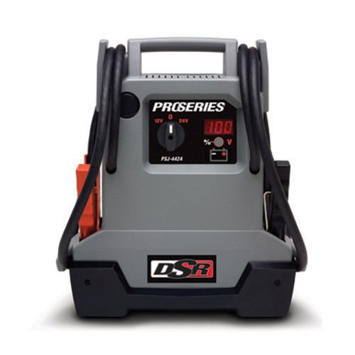 Proseries Battery Charger - 8