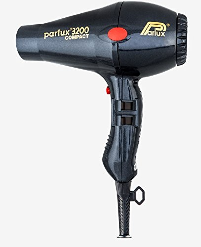 Parlux 3200 Compact Hair Dryer - Gray