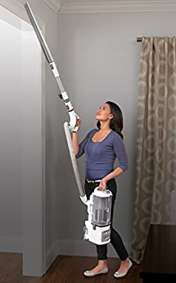 Shark NV358 Navigator Lift Away Professional Upright Vacuum, Silver