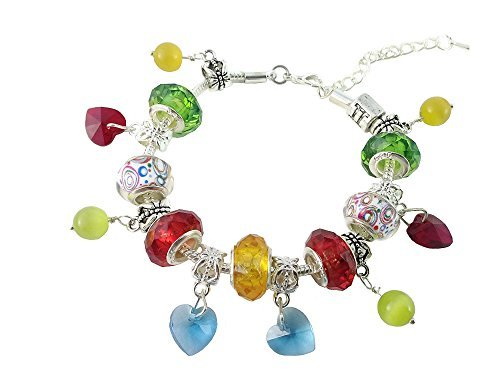 Beaded Dangling Charms - 2