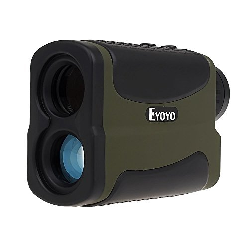 Eyoyo Golf Range Finder Waterproof 6x Multifunction RangeFinder with Range Scan Fog and Speed function ( 5~700 Yards )