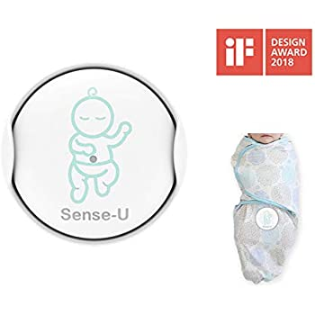 Amazon Com Sense U Smart Swaddle Baby Breathing