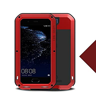 Amazon.com: Huawei P10 Plus Funda impermeable, Love Mei ...