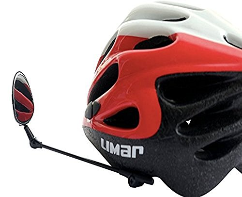 Bike Mirror Helmet Adjustable Crystal product image