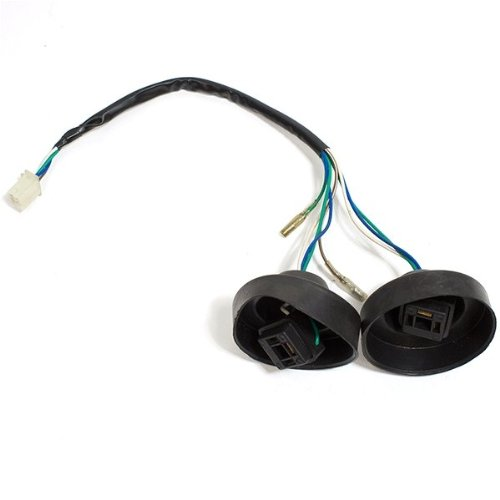 Headlight Bulb Wiring Loom for Lexmoto, Others, Superbyke (HBLWL002):
