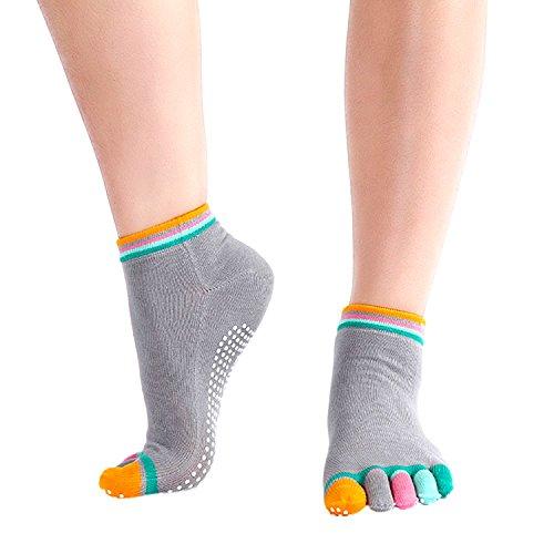 DAS Leben Running Toesox Socks