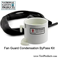 FanGuard Radon Fan Condensate Bypass Kit - 4