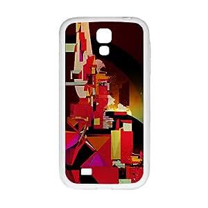 Creative Pattern Custom Protective Hard Phone Cae For Samsung Galaxy S4