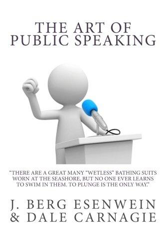 The Art of Public Speaking pdf epub