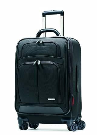 Samsonite Premier 21 Inch Spinner Luggage, Black, One Size