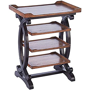 Amazon Com Hekman Furniture 81061 Round Cordial End
