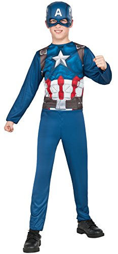 Marvel Captain America: Civil War Costume]()