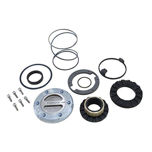 Yukon Gear & Axle (YHC71003) Hardcore Locking Hub Set for GM/Ford/Dodge Dana 60 Differential with 30-Spline