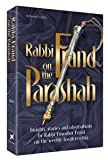 Rabbi Frand on the Parashah, Yissocher Frand, 1578195942