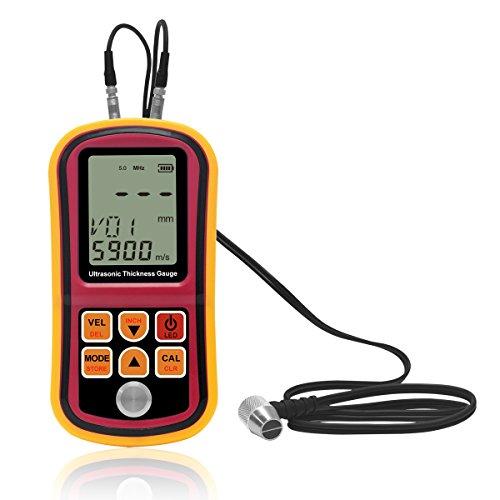 koolertron Digital Coating Paint Thickness Tester Portable Handheld Gauge Meter