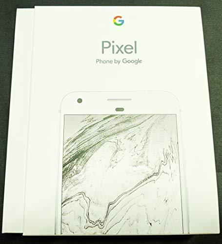 Google Pixel XL Phone 32GB - 5.5 inch display ( Factory Unlocked US Version ) (Very Silver) (Google Chromecast International)