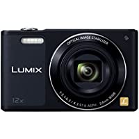 Panasonic LUMIX (LUMIX) digital camera Black DMC-SZ10-K - International Version (No Warranty)
