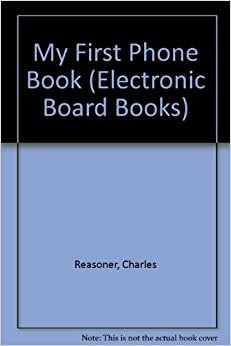 My First Phone Book (Electronic Board Books)