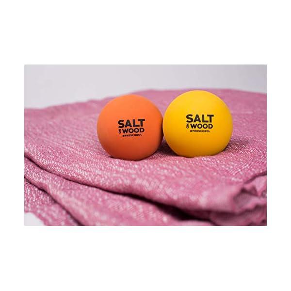 Salt on Wood Racchette Collezione Beach-Tennis | Racchettoni da Spiaggia Fatto a Mano da Legno 4 spesavip