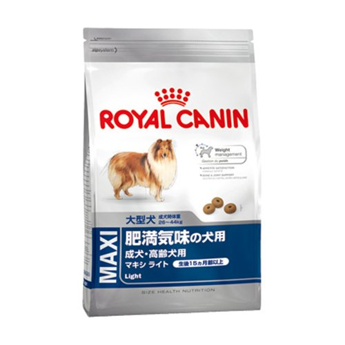 Royal Canin Maxi Light Dry Mix 3.5 kg